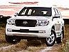 Аренда авто с водителем - Toyota Land Cruiser 200