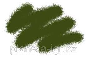 Краска акриловая №51 Темно-зеленый акрил