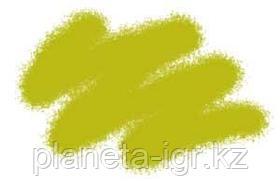 Краска акриловая №18 Немецкий желто-оливковый акрил