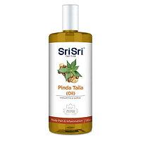 Массажное масло для тела 100 мл SriSri, Индия