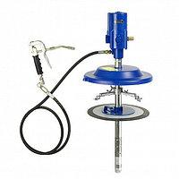 Система раздачи смазки, стационарная для емкостей 20 кг, Ø 270 - 310 mm Pressol