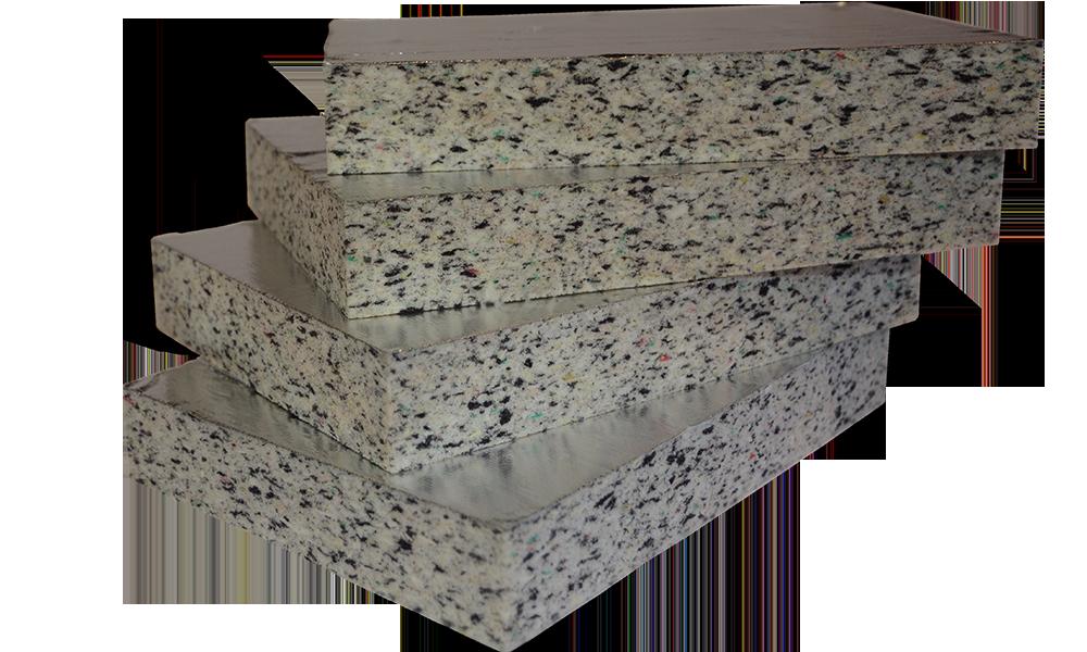 Звукоизолирующий материал с теплозащитой DB-panel-40H