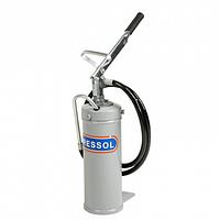 Переносной маслораздатчик Емкость 8 л, ручной Pressol