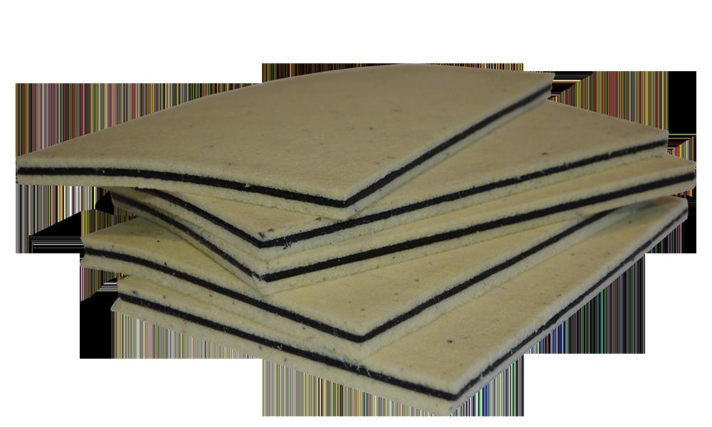 Комбинированный звукоизолирующий материал DB-heavy-panel-10