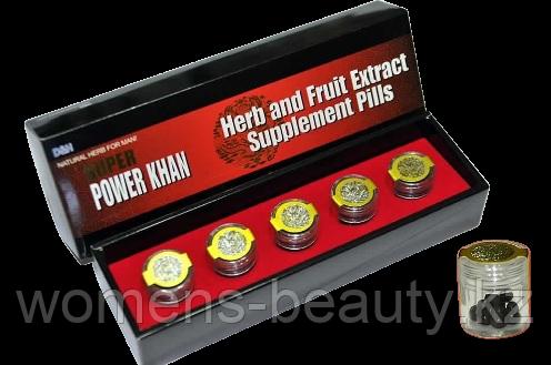 Могучий Хан (Super Khan) - Препарат для увеличения потенции
