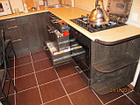 Кухня венге под заказ, фото 3