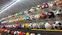 Футбольные мячи клубов