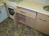 Кухня с высокими верхними ящиками, фото 2