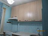 Кухня с высокими верхними ящиками, фото 4