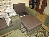 Комплект диван, кресло и пуфик, фото 2