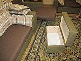 Комплект диван, кресло и пуфик, фото 4