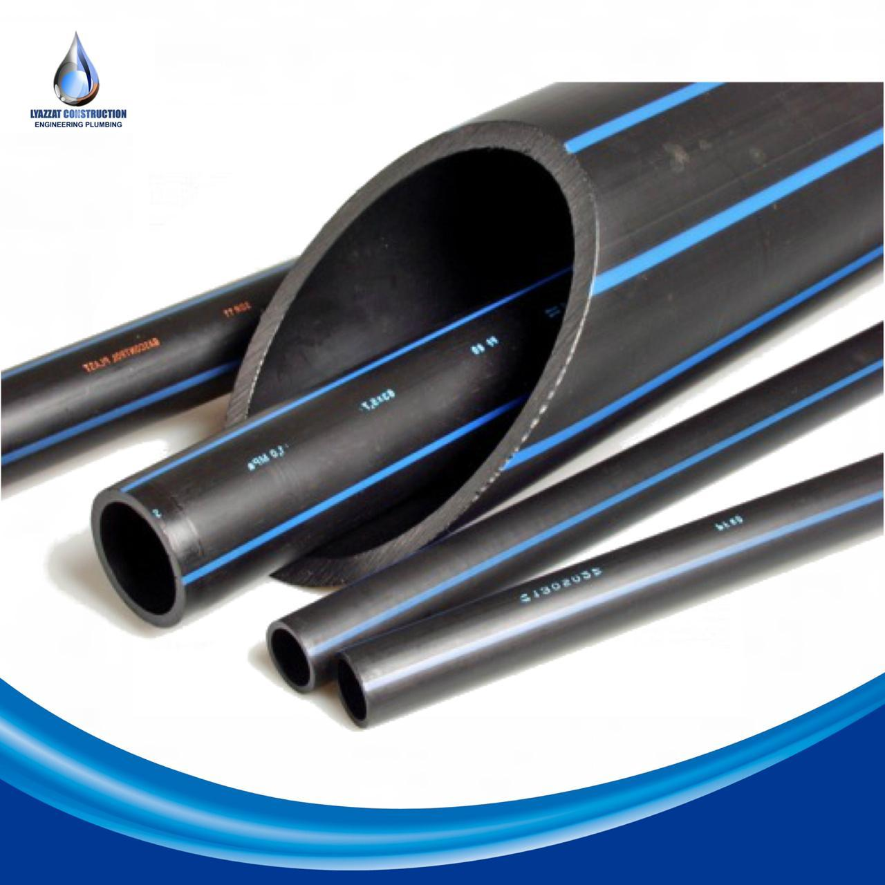 Труба полиэтиленовая ПЭ 100 SDR 13.6 DN 90х6.7