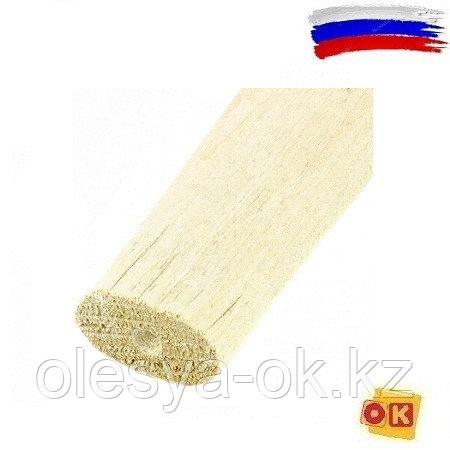 Рукоятка для молотка, 400 мм, береза. Россия