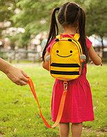 Детский рюкзак с поводком Zoo Пчелка, с 12 мес.  (Skip Hop, США)