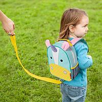 Детский рюкзак с поводком Zoo Единорог, с 12 мес. (Skip Hop, США)