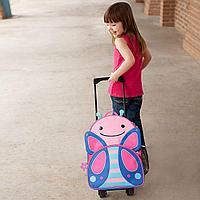 Детский чемодан Zoo Бабочка, с 3-х лет (Skip Hop, США)