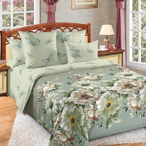 """Постельное бельё """"Каролина"""", размер 1,5 спальный"""