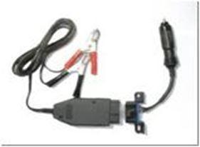 HCB Адаптер для подключения доп. источника питания при замене основного для сохранения данных автомобильного