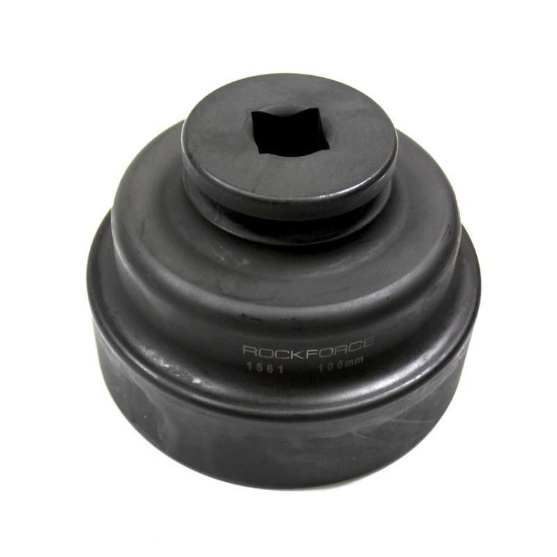 """ROCKFORCE Головка для ступичных гаек задних колес грузовых а/м 100мм,3/4"""" ROCKFORCE RF-1561 48229"""