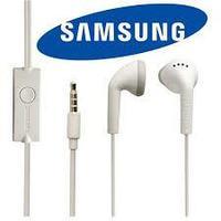 Samsung EHS61ASFWE Универсальные наушники с микрофоном / 3.5mm / 1.2m / Белый (OEM)
