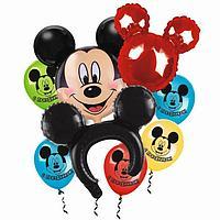 """Воздушные шары, набор """"Микки Маус"""", Disney"""