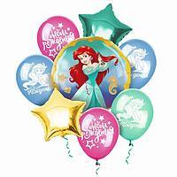 """Воздушные шары, набор """"Русалочка"""", Disney"""