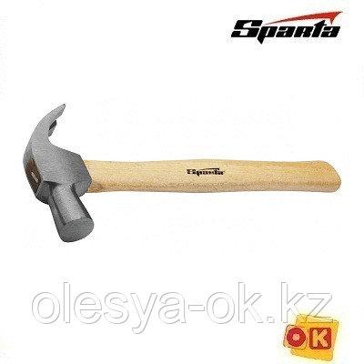 Молоток-гвоздодер 450 г, SPARTA 104205
