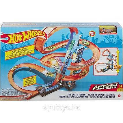 "Игровой набор Hot Wheels Набор ""ACTION: Падение с башни"", Хот Вилс"