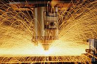 Плазменная и гидроабразивная резка металла толщиной 6мм