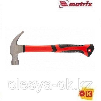 Молоток-гвоздодер 450 г, MATRIX 10450, фото 2