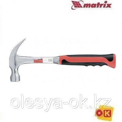 Молоток-гвоздодер 570 г, MATRIX 10463