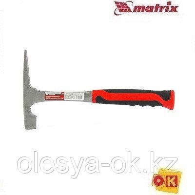 Молоток каменщика 600 г, цельнометаллический, MATRIX 10630