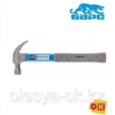 Молоток-гвоздодер 450 г,  БАРС 10457