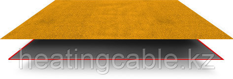 Теплолюкс Express тёплый пол под ковёр 1.0*1.4 - фото 2