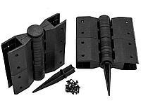 Угловой поворотный элемент для доски 150*25 мм. Угол поворота от 60 гр.до 270 гр.