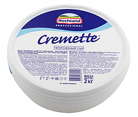 Творожный сыр Hochland Professional Cremette 2 кг.