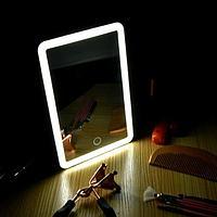Зеркало для макияжа со светодиодной подсветкой, фото 1