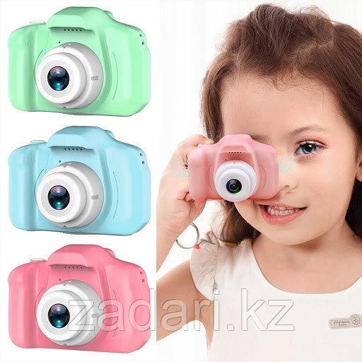 Детский фотоаппарат «Kids Camera»