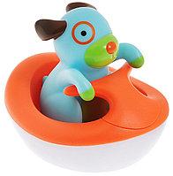 """Игрушка для ванной """"Щенок на гидроцикле"""" 12мес+ (Skip Hop, США)"""