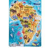 Пазл в рамке «Африка»