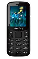 Мобильный телефон Nobby 120 черный
