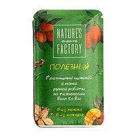 Nature's own Factory. Гречишный шоколад с манго, 20 гр