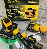 4 D лазерный уровень Texa