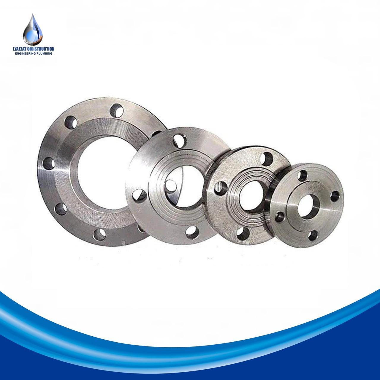 Фланец металлический с полимерным покрытием DN 450