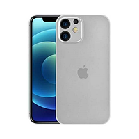 Skin nano wiwu для apple iphone 12 mini, прозрачный