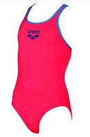 Детский спортивный купальник Arena Biglogo Pink