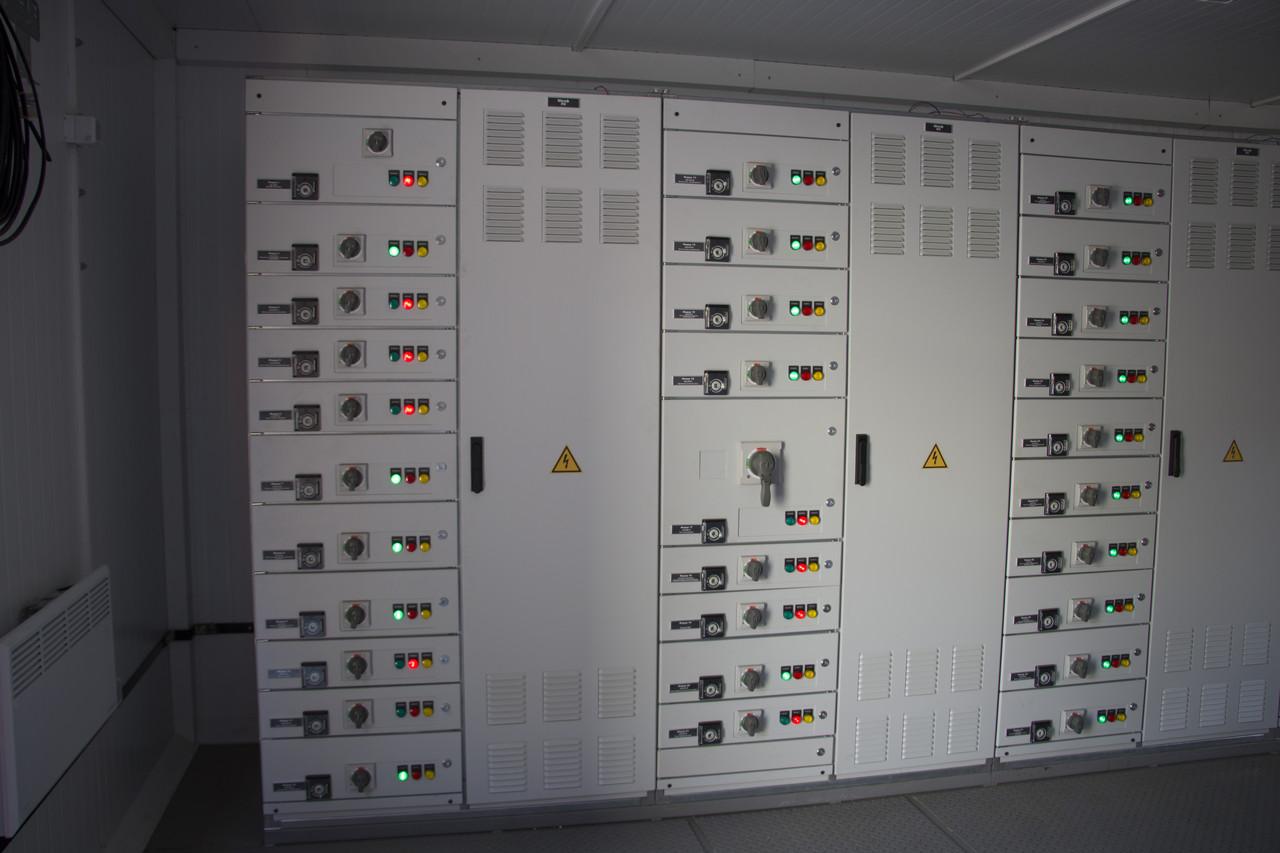 Комплектное распределительное устройство КРУ-SV-35