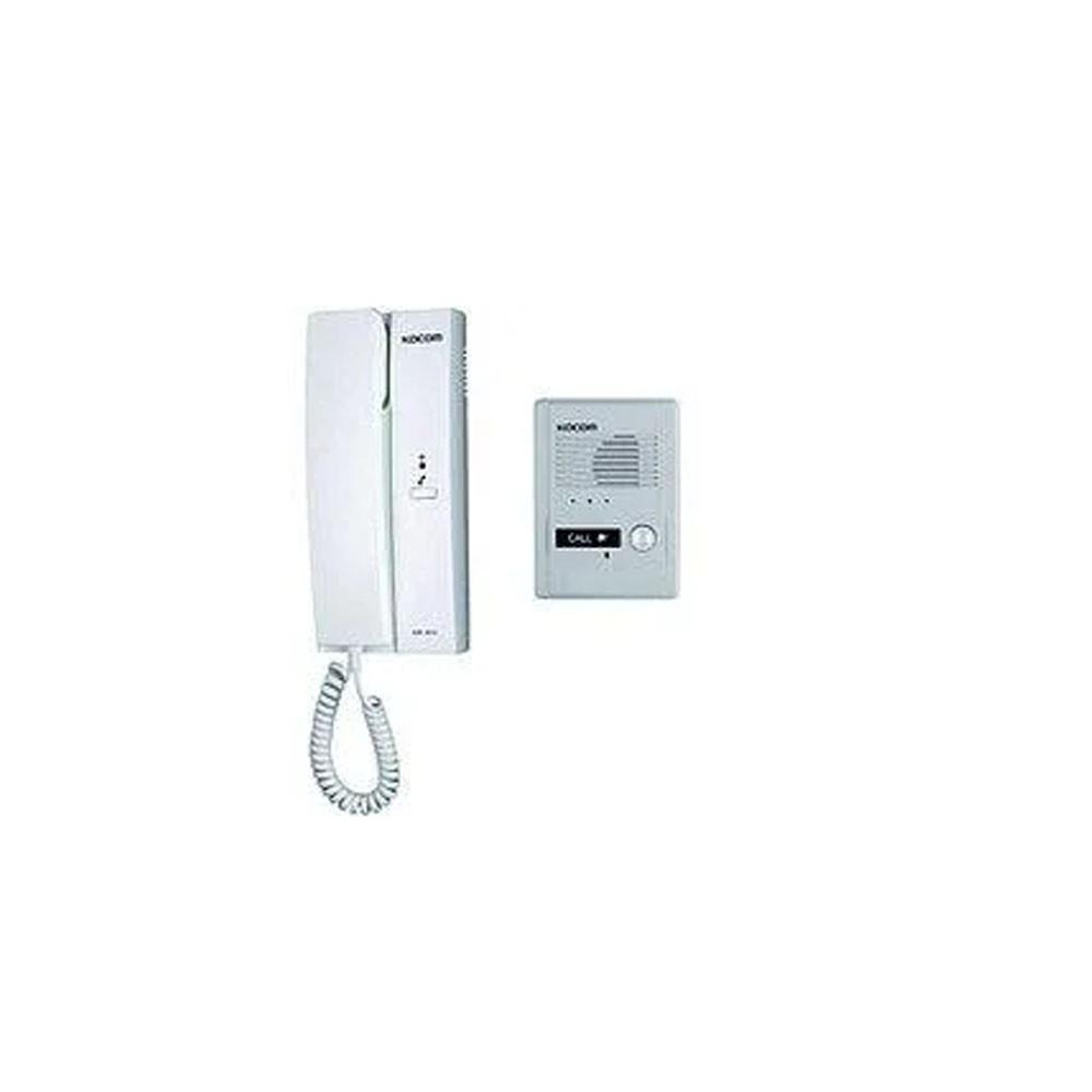 Аудиодомофон KOCOM KDP-601A+MS-2D (комплект)