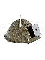 Палатка универсальная Берег УП-5 с теплым полом в комплекте