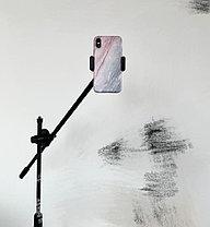 Перекладина для  телефона , для  съемки над рабочей поверхностью, фото 2